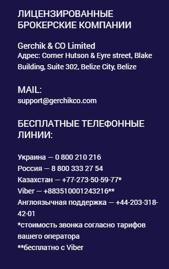 Гечик юр. адреса