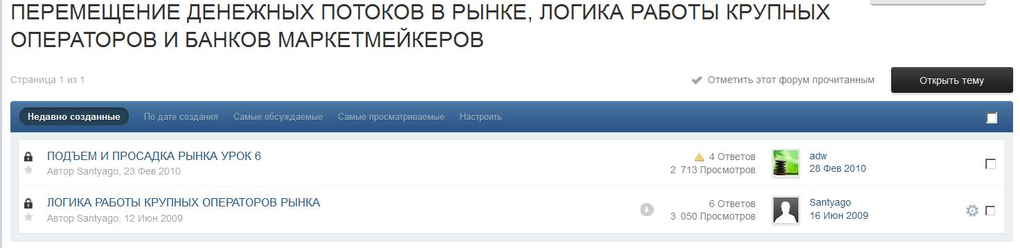 Информация с закрытого форума masterforex-v как положить деньги на forex счёт metatrader 4