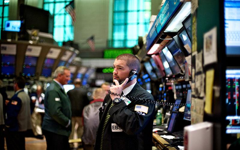 Брокер ценных бумаг